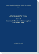 Alu-Kurumba-Texte Band 2