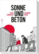 Sonne und Beton - Die Graphic Novel