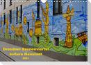 Dresdner Szenenviertel äußere Neustadt (Wandkalender 2021 DIN A4 quer)