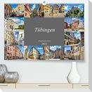 Tübingen Stadtansichten (Premium, hochwertiger DIN A2 Wandkalender 2022, Kunstdruck in Hochglanz)