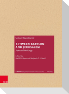 Between Babylon and Jerusalem