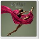 Ballet - Ballett 2022 - 18-Monatskalender