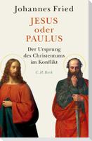 Jesus oder Paulus