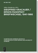 Briefwechsel 1941-1966 Kracauer / Panofsky