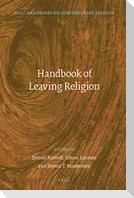 Handbook of Leaving Religion