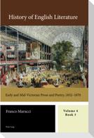 History of English Literature, Volume 4