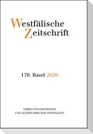 Westfälische Zeitschrift 170. Band 2020