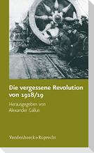 Die vergessene Revolution von 1918/19