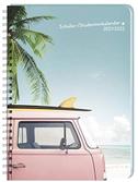 Palmen Schüler-/Studentenkalender A5 Kalender 2022