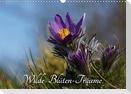 Wilde Blüten-Träume (Wandkalender 2021 DIN A3 quer)