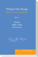 Philipp Otto Runge - Briefe 1804-1810