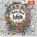 Meine Reise durch Europa
