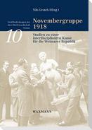 Novembergruppe 1918
