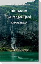 Die Tote im Geiranger Fjord