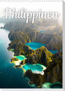 Philippinen - Ein wahres Inselparadies. (Wandkalender 2022 DIN A3 hoch)