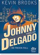 Johnny Delgado - Im freien Fall