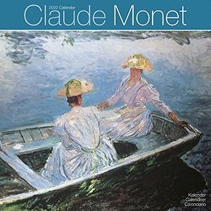 Claude Monet 2022 - 16-Monatskalender - Original BrownTrout-Kalender [Mehrsprachig] [Kalender]. Browntrout Verlags GmbH, 2021.