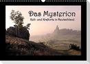 Das Mysterion - Kult- und Kraftorte in Deutschland (Wandkalender 2022 DIN A3 quer)