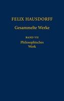 Philosophisches Werk