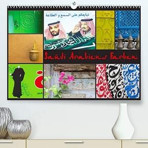 Gerner-Haudum, Gabriele. Saudi Arabiens Farben (Pr