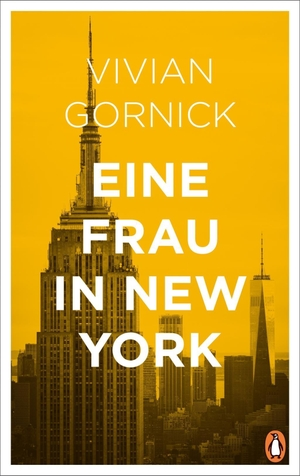 Vivian Gornick /  pociao. Eine Frau in New York. P