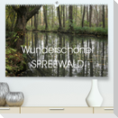 Wunderschöner Spreewald (Premium, hochwertiger DIN A2 Wandkalender 2022, Kunstdruck in Hochglanz)