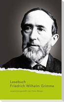 Lesebuch Friedrich Wilhelm Grimme