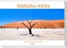 Südliches Afrika - Vom Kap bis zu den Victoria Fällen (Wandkalender 2022 DIN A3 quer)