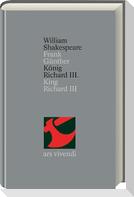 König Richard III. /King Richard III [Zweisprachig] (Shakespeare Gesamtausgabe, Band 11)