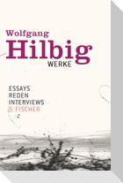 Wolfgang Hilbig: Essays, Reden, Interviews