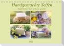 Handgemachte Seifen - Natürlichkeit in Szene gesetztAT-Version  (Tischkalender 2022 DIN A5 quer)