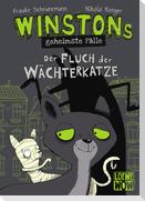 Winstons geheimste Fälle (Band 1) - Der Fluch der Wächterkatze