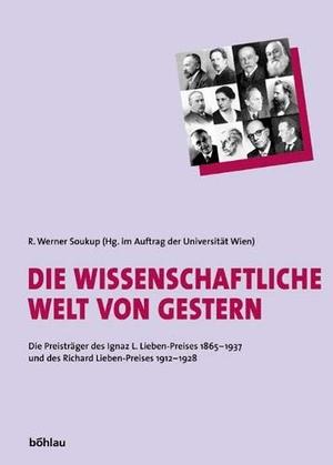 Soukup, R. Werner (Hrsg.). Die wissenschaftliche W
