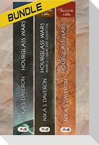 Hourglass Wars: Die vollständige Saga (Bundle, 3 Bücher)