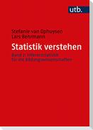 Statistik verstehen, Band 2