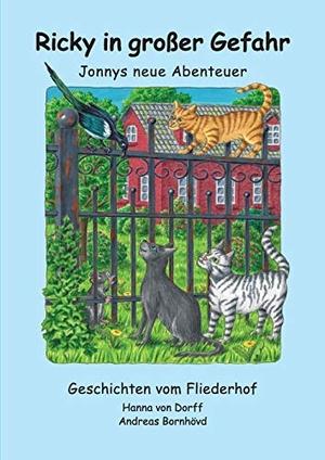 Dorff, Hanna von. Ricky in großer Gefahr - Jonnys neue Abenteuer. tredition, 2019.