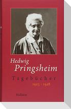 Hedwig Pringsheim: Die Tagebücher, Band 7 (1923-1928)