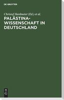 Palästinawissenschaft in Deutschland