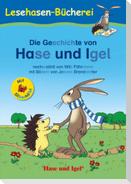 Die Geschichte von Hase und Igel / Silbenhilfe