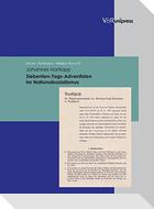 Siebenten-Tags-Adventisten im Nationalsozialismus