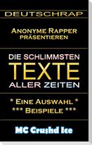 Die schlimmsten Texte aller Zeiten