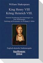 King Henry VIII / König Heinrich VIII.