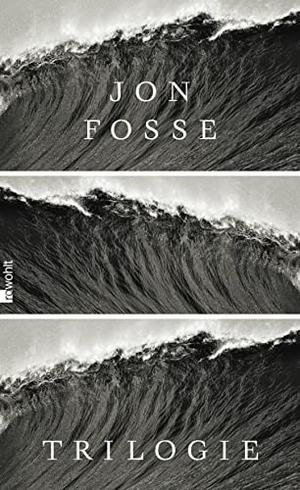 Jon Fosse / Hinrich Schmidt-Henkel. Trilogie - Schlaflos / Olavs Träume / Abendmattigkeit. Rowohlt, 2016.