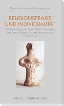 Religionspraxis und Individualität