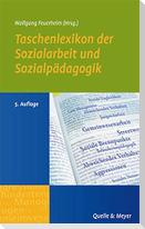 Taschenlexikon der Sozialarbeit und Sozialpädagogik
