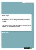 Corporate Social Responsibility und Fair Trade
