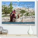Das Heilige Land um 1900 - Fotos neu restauriert und koloriert (Premium, hochwertiger DIN A2 Wandkalender 2022, Kunstdruck in Hochglanz)