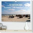 USEDOM - Seebäder und Naturparadies (Premium, hochwertiger DIN A2 Wandkalender 2021, Kunstdruck in Hochglanz)