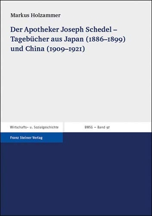 Holzammer, Markus. Der Apotheker Joseph Schedel -