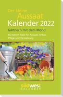 Der kleine Aussaatkalender 2022 Taschenkalender